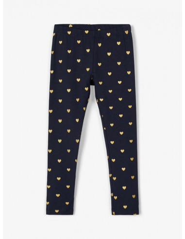 GLITTERMÖNSTRADE LEGGINGS